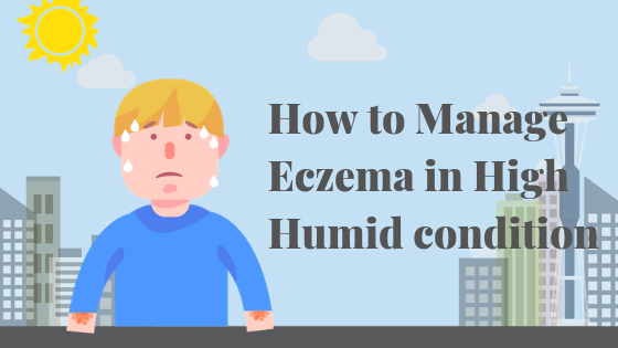High Humidity a warning alarm for Eczema