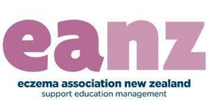 Association Ekzem Newzealand Logo