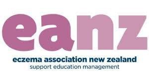 Eczema Association Newzealand Logo