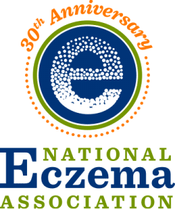 Nationale Ekzem Vereinigungs-Logo