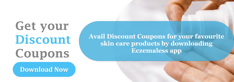 eczema coupon link
