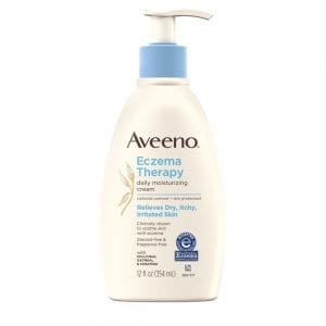 Aveeno moisturizing cream