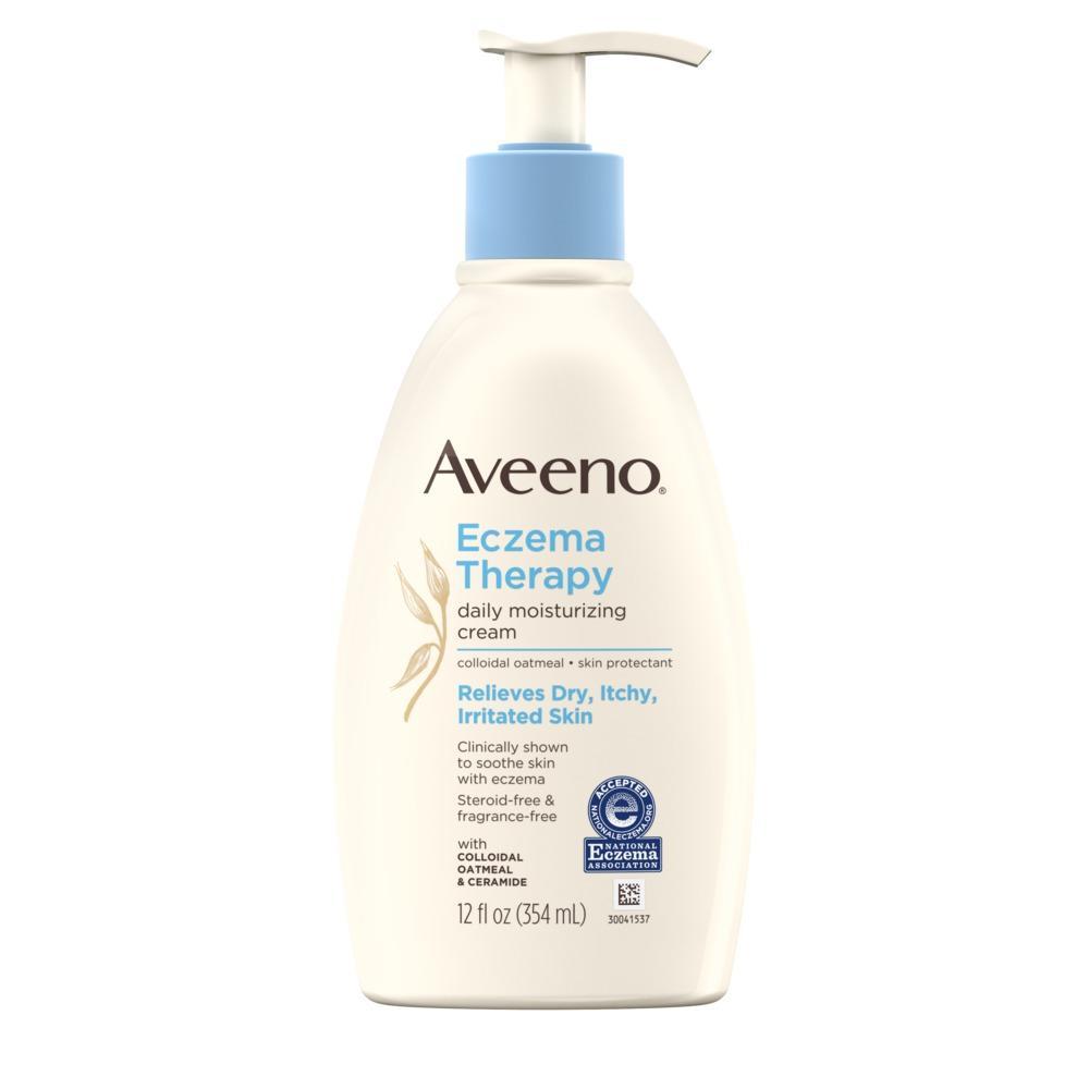 Aveeno Eczema moisturizing cream