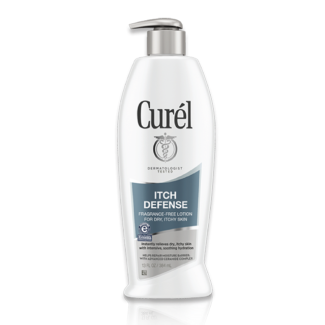 Curel moisturizing cream