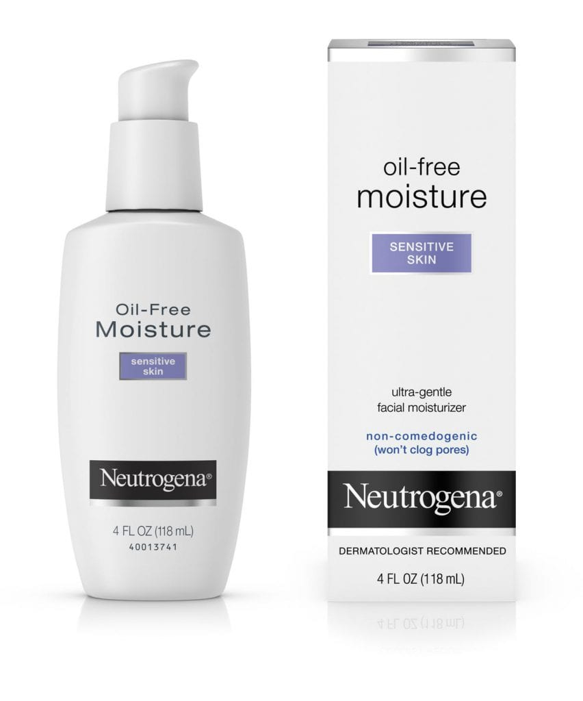 Neutrogena Moisturizing Cream