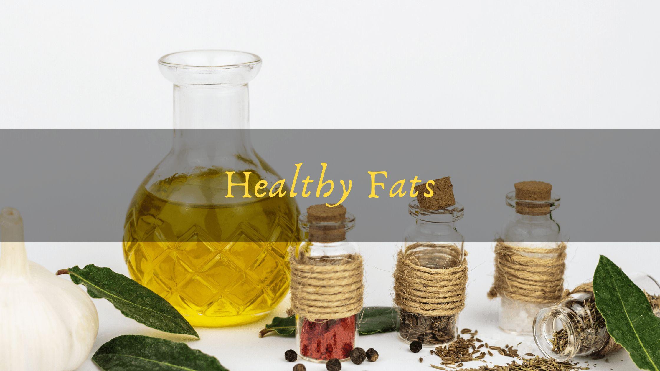 Healthy Fats helpful in eczema cure