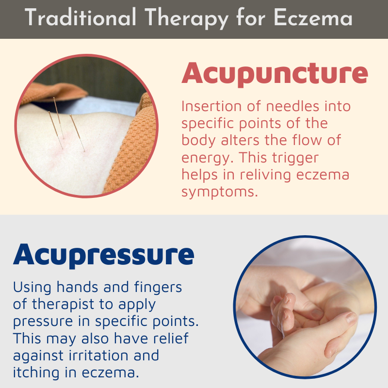 Natural therapy for eczema