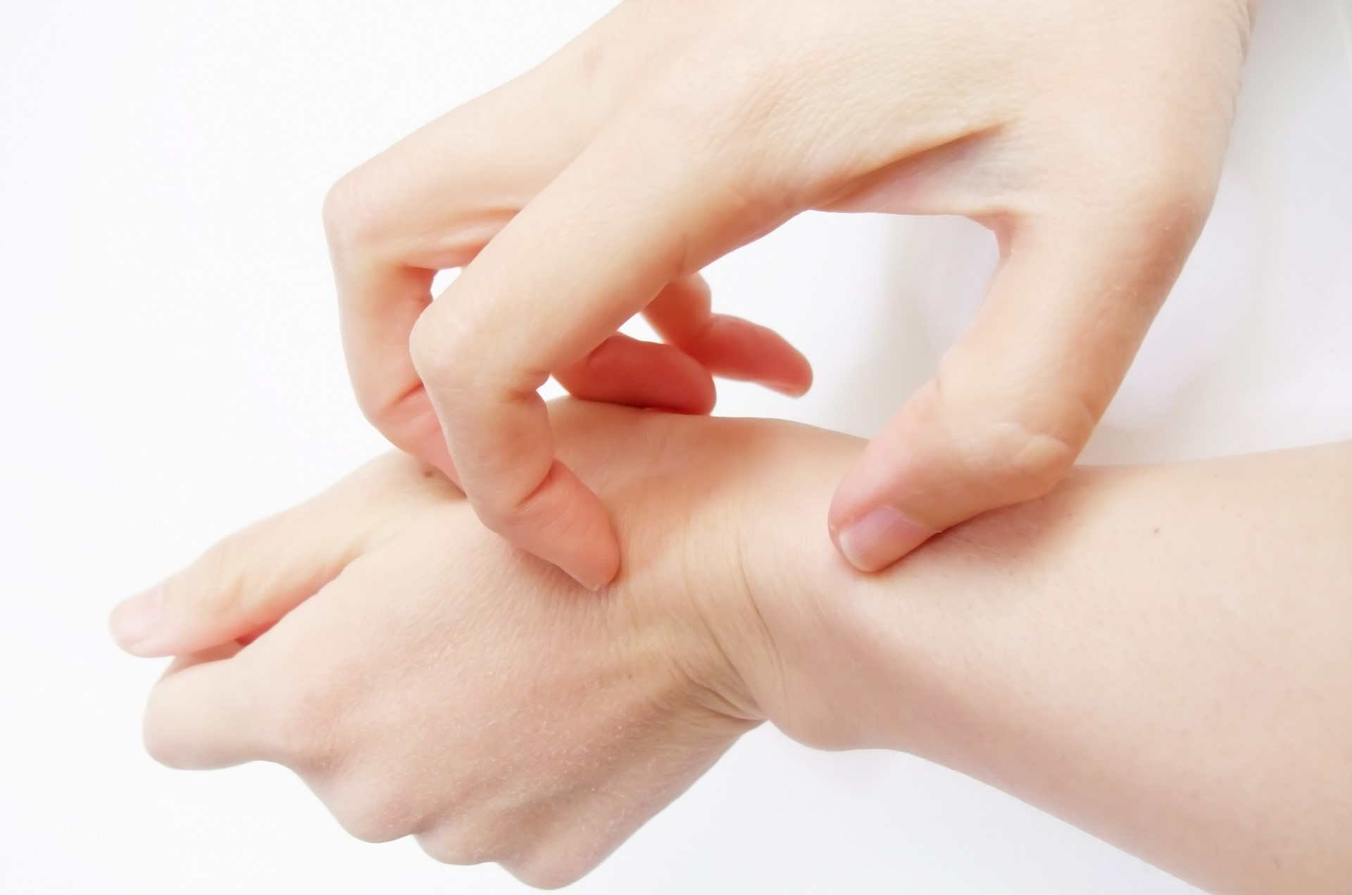 Got itchy skin? It might be Eczema