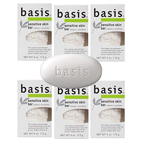 Basis sensitive skin soap