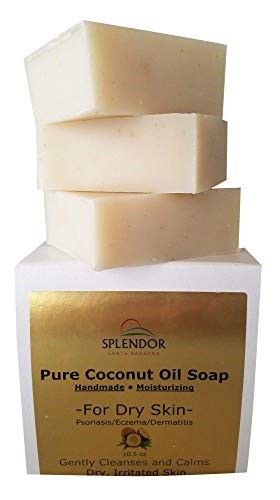 Splendor Pure Coconut oil soap